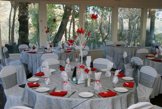 25th anniversary party ideas for your silver wedding for 25 year anniversary decoration ideas