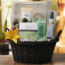 2nd anniversary gift basket