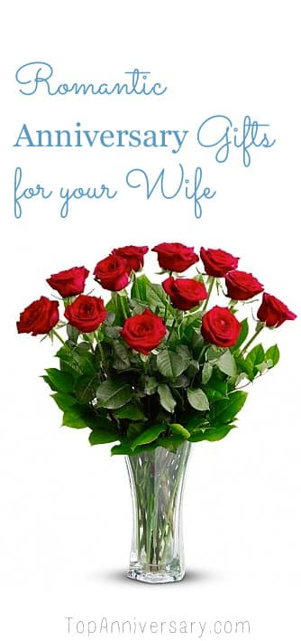 romantic valentines gifts for your wife