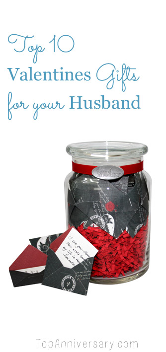 valentines gifts for husband