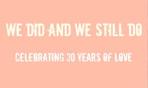 printable 30th anniversary invitations