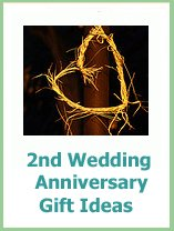 1nd wedding anniversary gift ideas