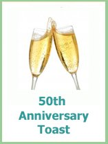50th anniversary toast