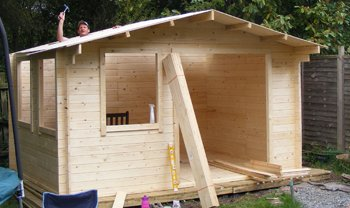 anniversary shed