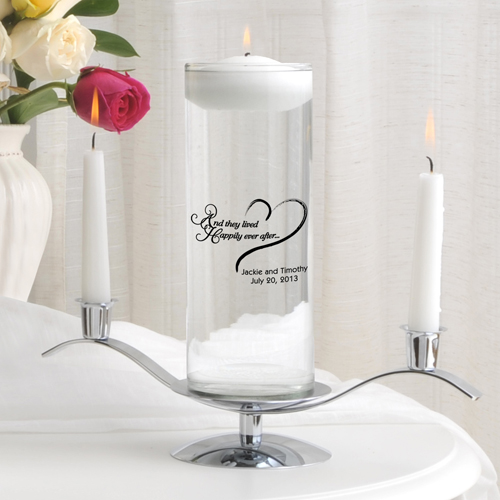 vow renewal unity candle