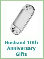 10th anniversary gifts for husband