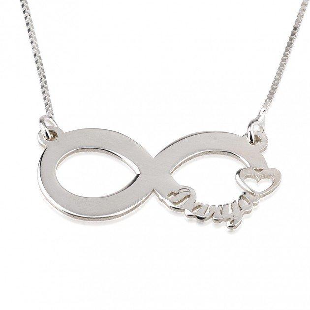 couples personalized pendant