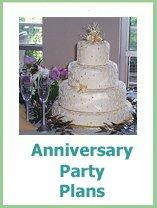plan a wedding anniversary