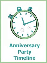 anniversary party tips
