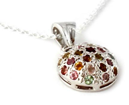 8th anniversary gemstone - tourmaline