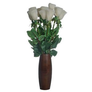 wool anniversary roses